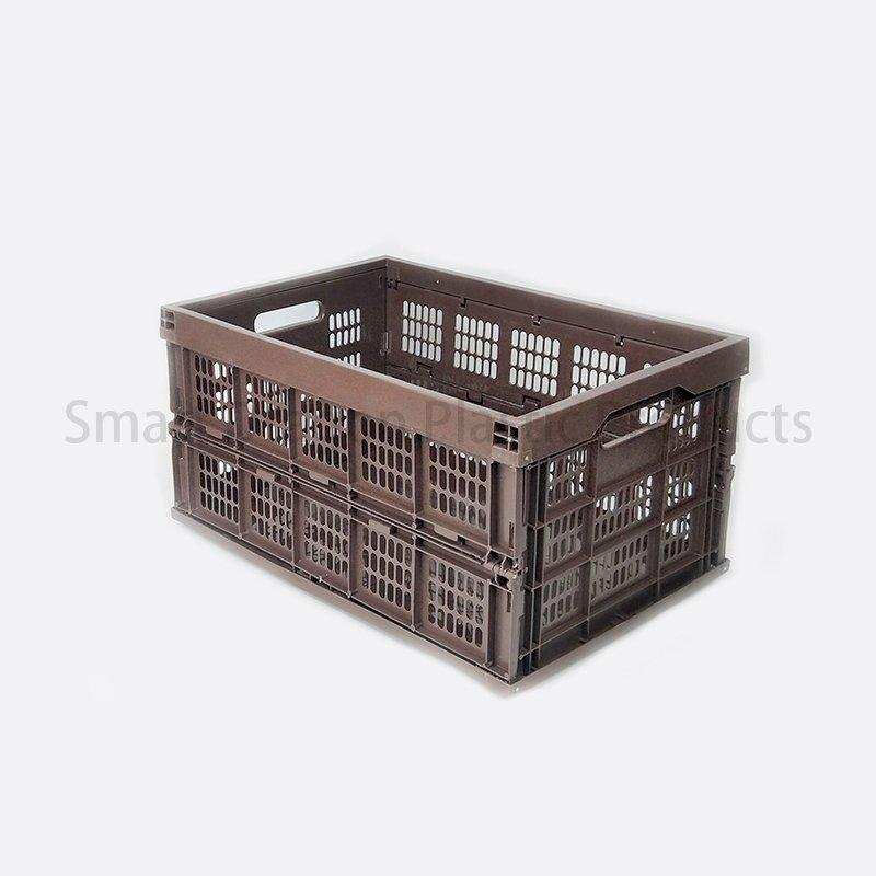 PP Material Mesh Wall Folding Storage Basket for the Shipment