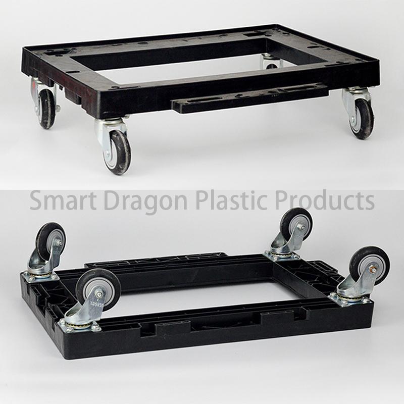 SMART DRAGON-folding trolley | Plastic Trolleys | SMART DRAGON