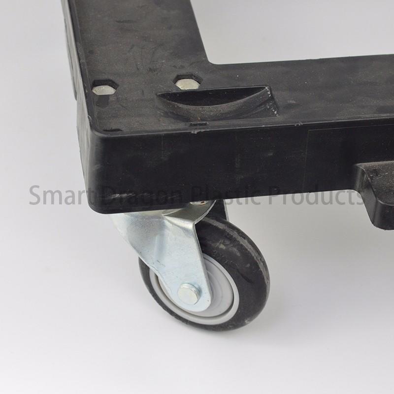 wheeled dolly duty garden trolley SMART DRAGON Brand
