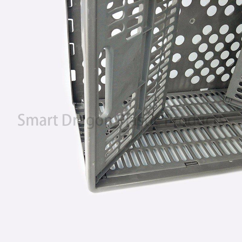 Hot folding crates for sale turnover SMART DRAGON Brand
