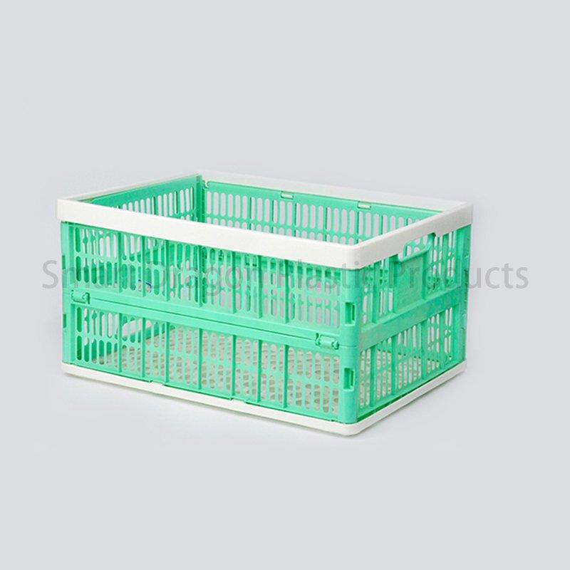 Plastic Pp Heavy Loading Foldable Box For Moving Storage