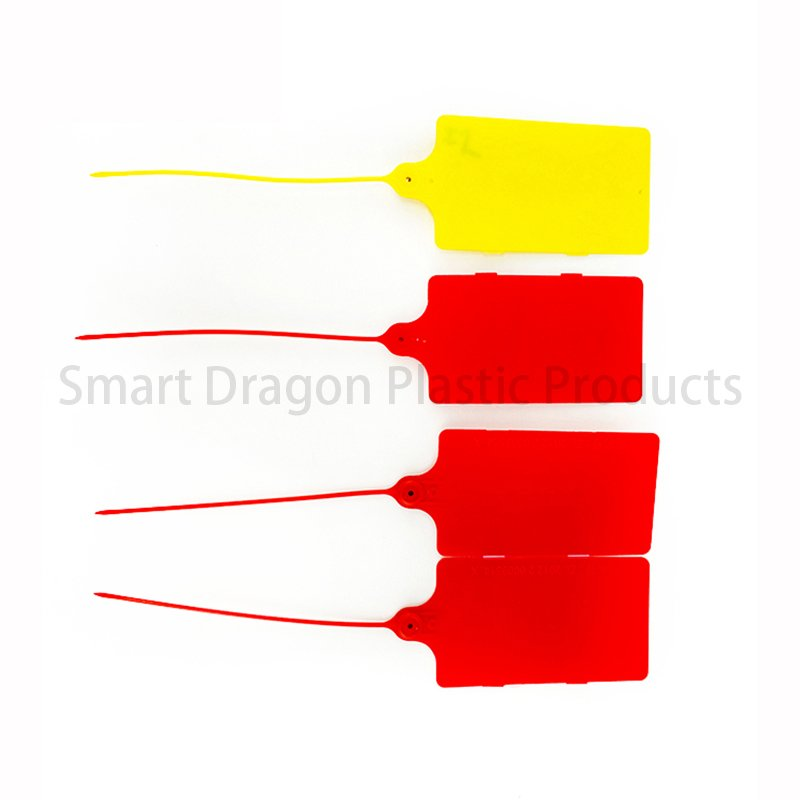 SMART DRAGON Security Seal Length 250mm Plastic Polypropylene Material Plastic Security Seal image94