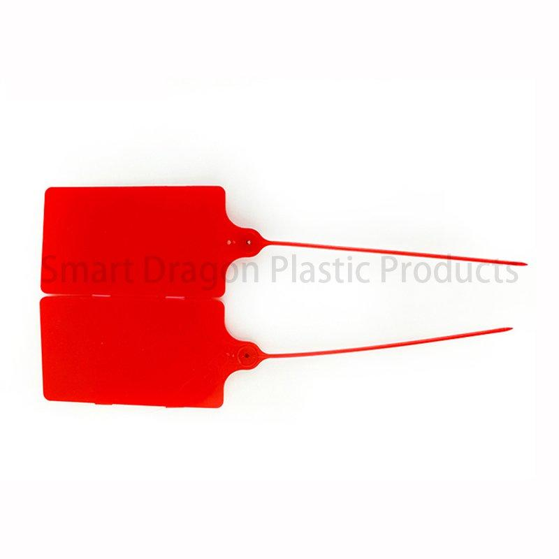Security Seal Length 250mm Plastic Polypropylene Material