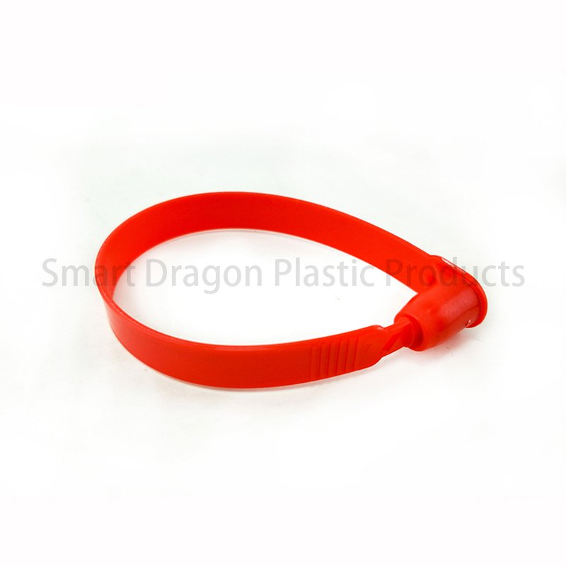 SMART DRAGON Security Seal Plastic Polypropylene Material Plastic Security Seal image93