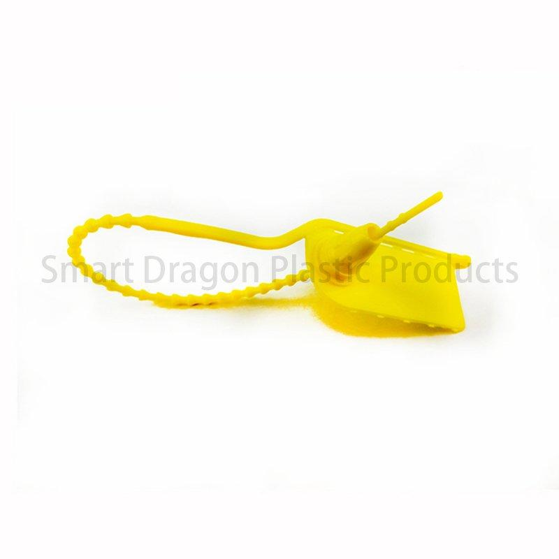 Plastic Security Seal The Locking Is Special Processing