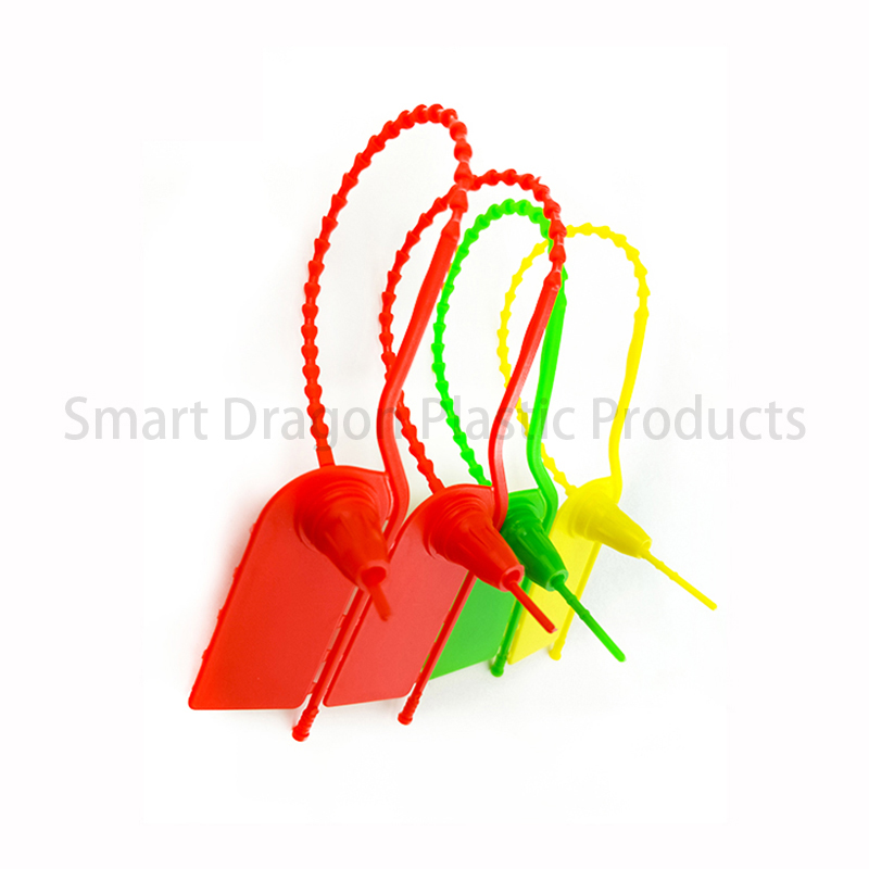 SMART DRAGON tie box sealing plastic tamper for packing-5