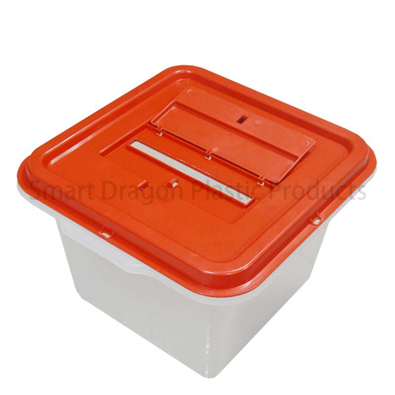 SMART DRAGON Plastic Ballot Box 50% / 70% / 90% Transparency Plastic Ballot Box image91