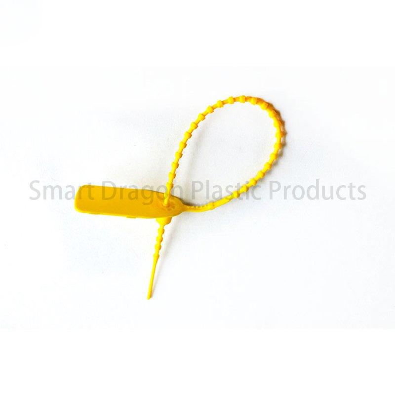 Pp Material Total Length 325mm Plastic Security Seal