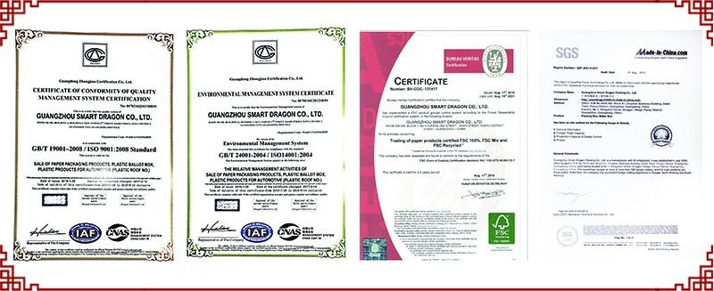Pp Material Total Length 325mm Plastic Security Seal-7