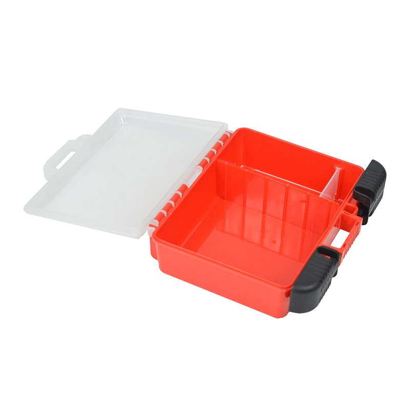 SMART DRAGON Pp Material Travel First Aid Kit For Camping Plastic First Aid Box image84