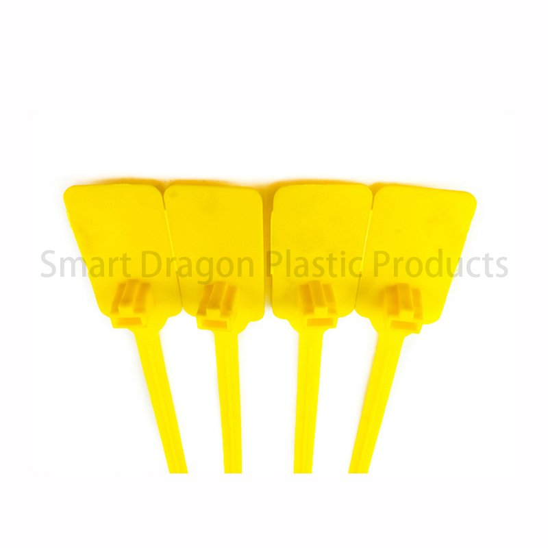 SMART DRAGON Plastic Security Seal Pp Material Color Customized Plastic Security Seal image82