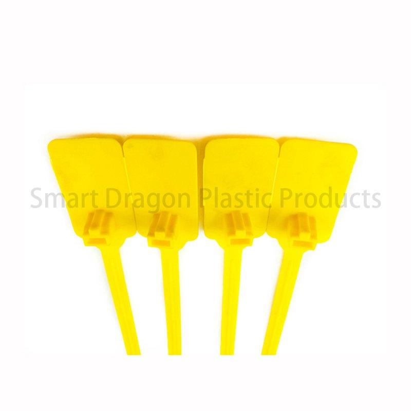 Plastic Security Seal Pp Material Color Customized