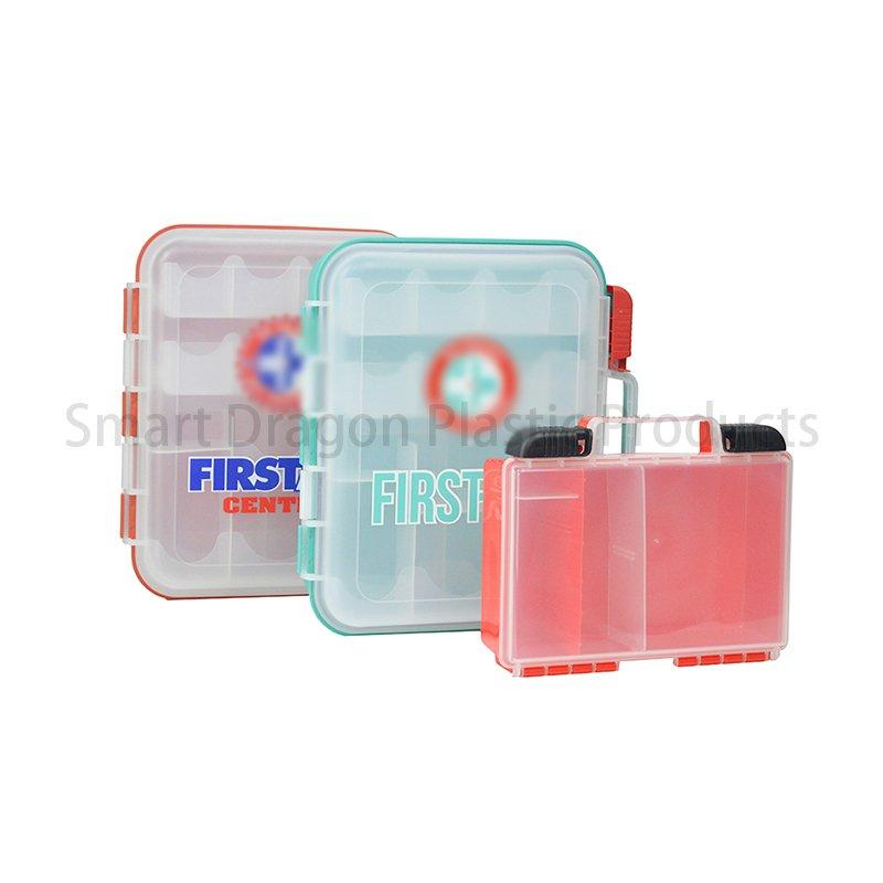 Plastic First Aid Box Travel First Aid Kit Contents