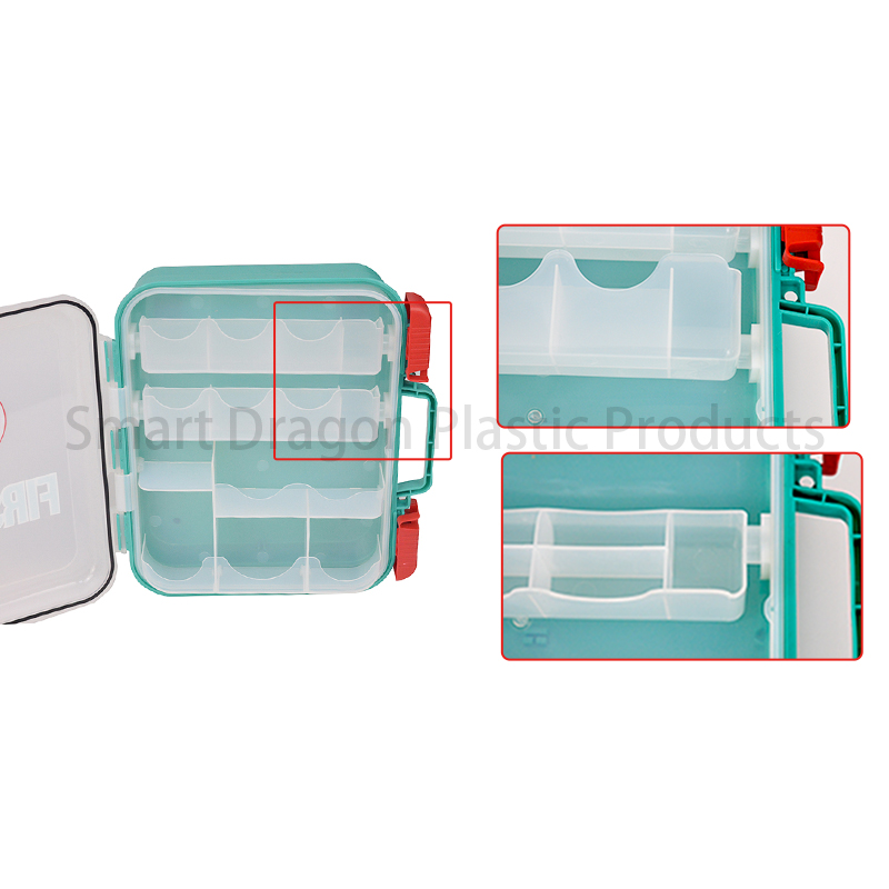Plastic First Aid Box Travel First Aid Kit Contents-4