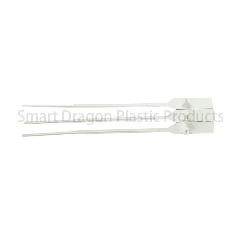 SMART DRAGON Plastic Security Seal Total Length 295mm Pp Material Plastic Security Seal image15