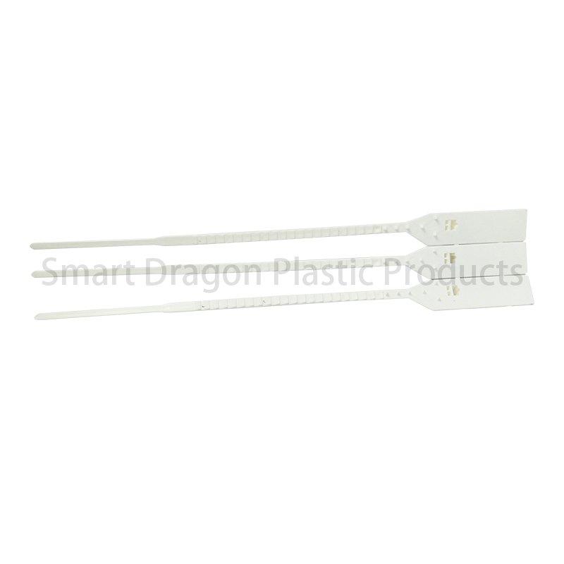 SMART DRAGON Plastic Security Seal Total Length 295mm Pp Material Plastic Security Seal image79