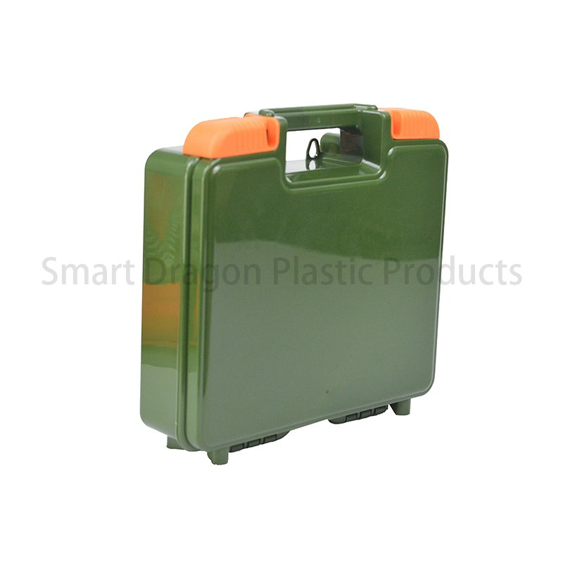 SMART DRAGON Proof Disposable Mini First Aid Kit Military Plastic First Aid Box image11