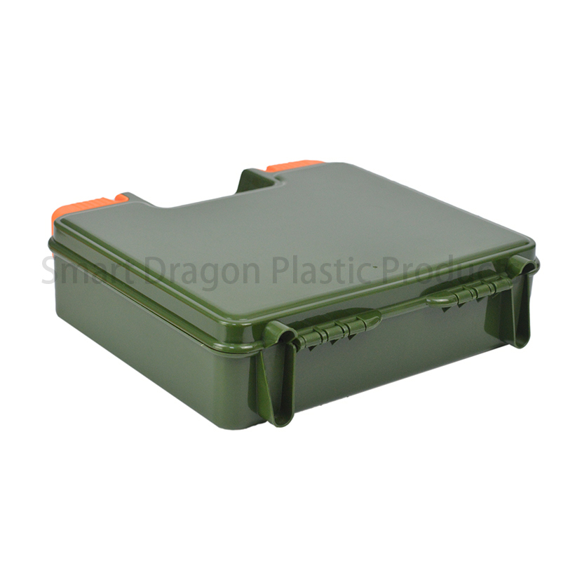 SMART DRAGON Proof Disposable Mini First Aid Kit Military Plastic First Aid Box image78
