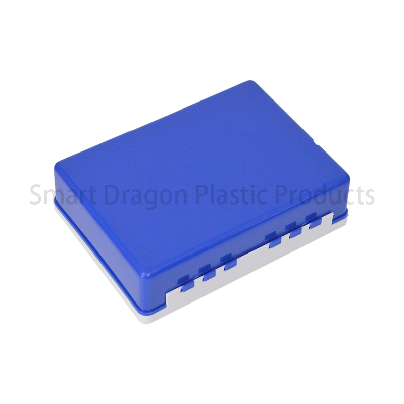 SMART DRAGON First Aid Kit For Camp Travel Workplace Home Plastic First Aid Box image77