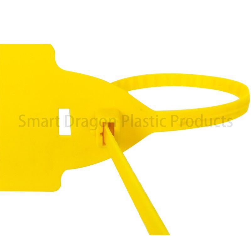 SMART DRAGON Brand colored lock custom high security truck seals