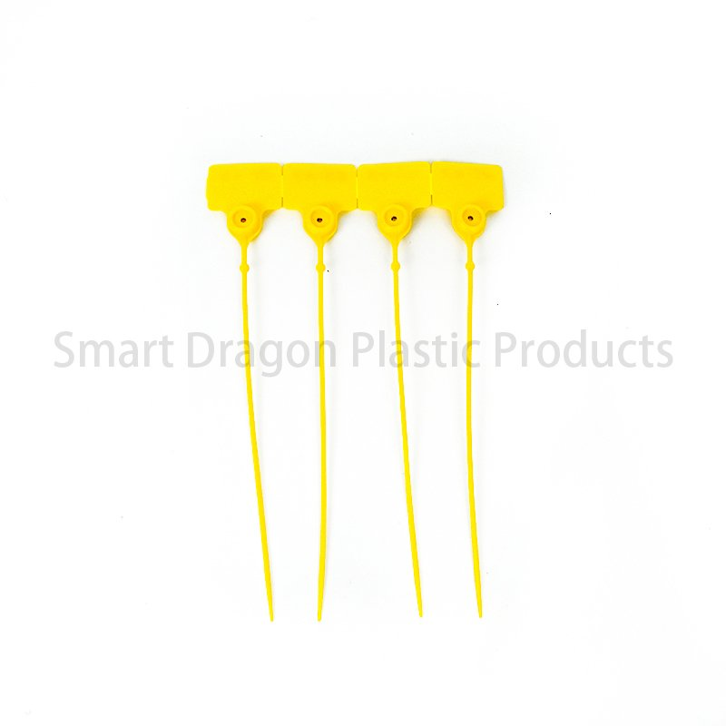 SMART DRAGON Length 182mm High Pressure Seamless Plastic Security Seal Plastic Security Seal image11