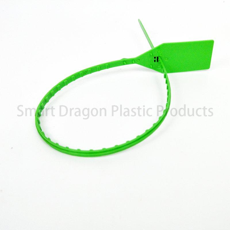 Total Length 465mm Plastic Security Pull Seal
