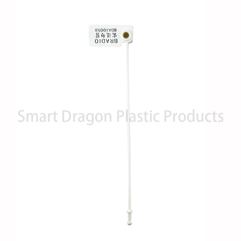 SMART DRAGON Total Length 190mm High Security Used Plastic Seal Plastic Security Seal image8