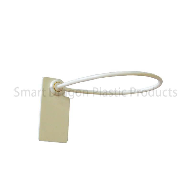SMART DRAGON Total Length 190mm High Security Used Plastic Seal Plastic Security Seal image64