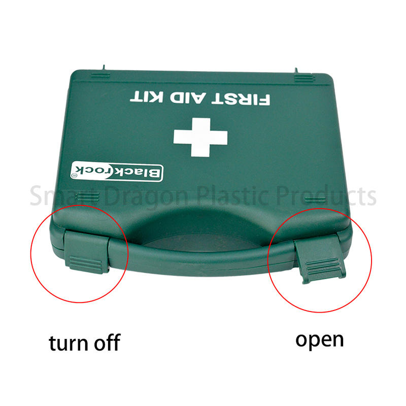 pp first first aid box supplies camping SMART DRAGON company