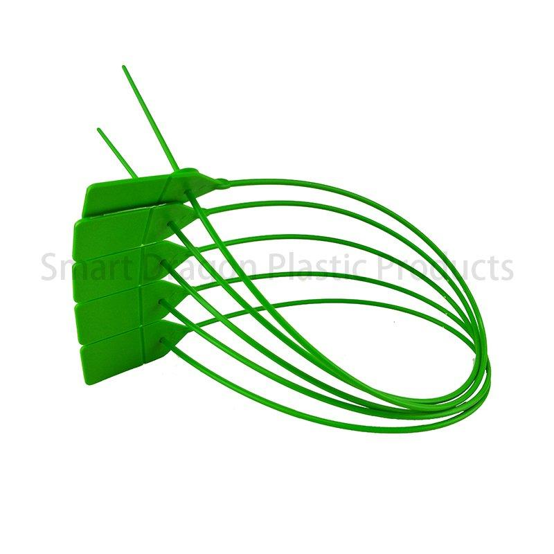 Length 496mm Plastic Security Seal With Metal Insert