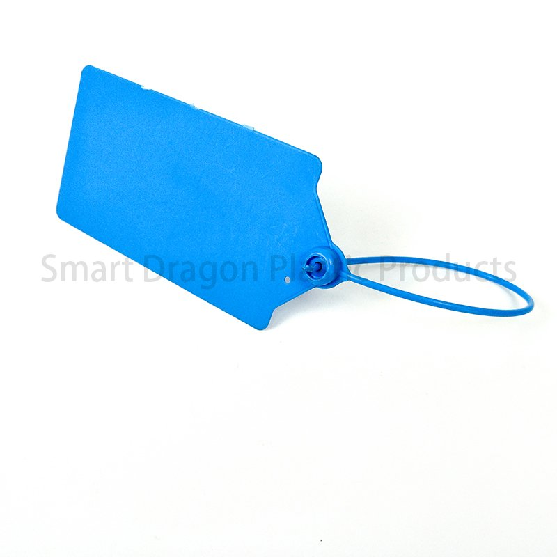 SMART DRAGON Pp Material Plastic Security Seal Length Customized Plastic Security Seal image60