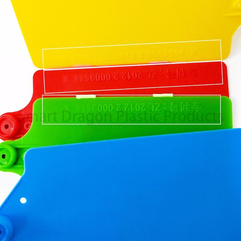 temper plastic seals color for voting box-5