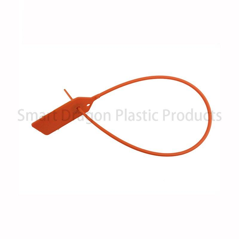Length 360mm Plastic Security Seal For Voting Traffic