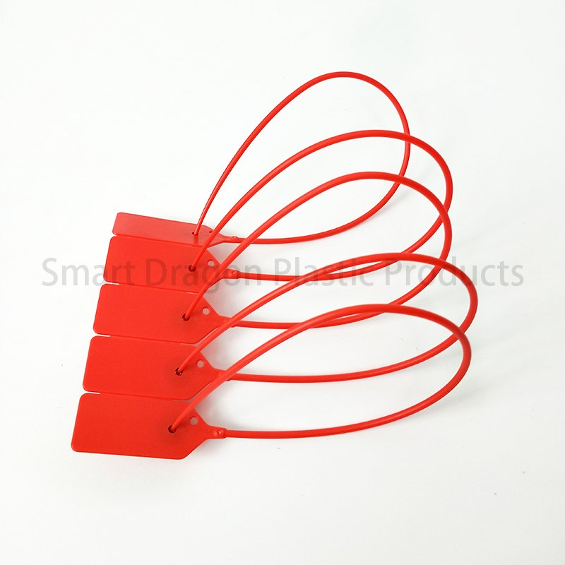SMART DRAGON Length 360mm Plastic Security Seal For Voting Traffic Plastic Security Seal image55
