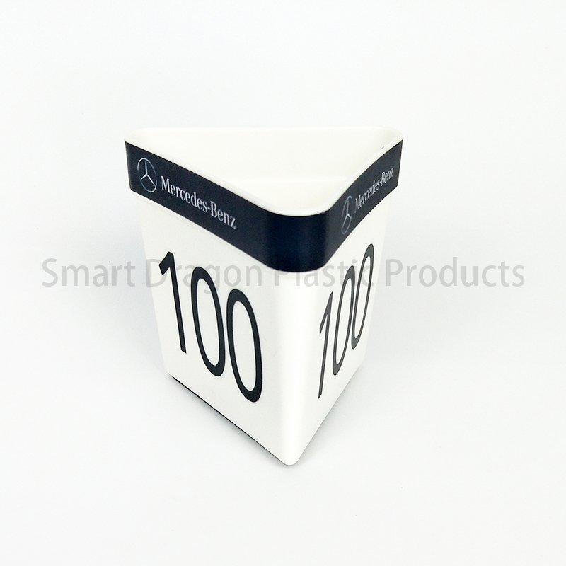 Customized Pp Material Plastic Car Top Hats
