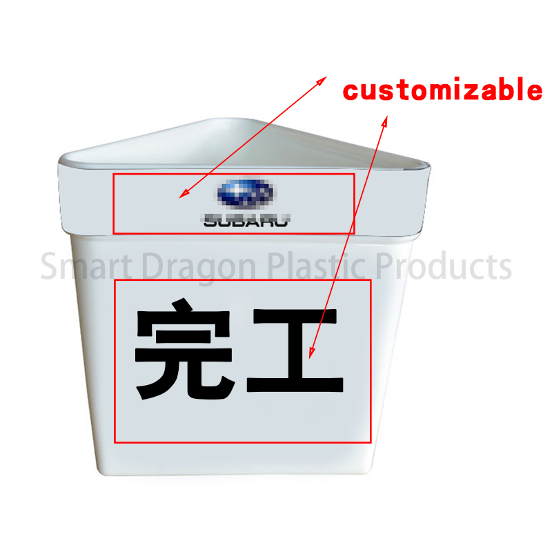 SMART DRAGON-Best Customized Pp Material Plastic Car Top Hats Manufacture-2