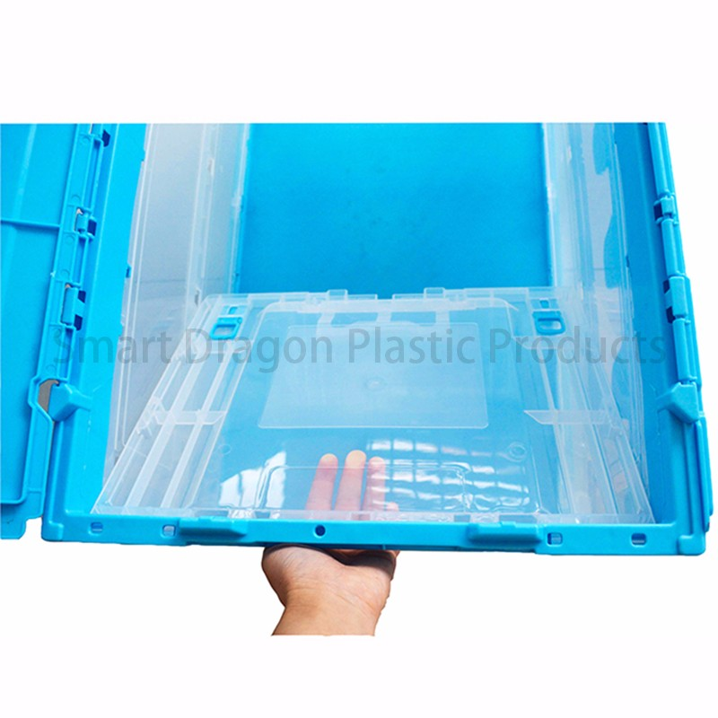 SMART DRAGON-Professional Pp Turnover Box Stackable Turnover Box Manufacture-4
