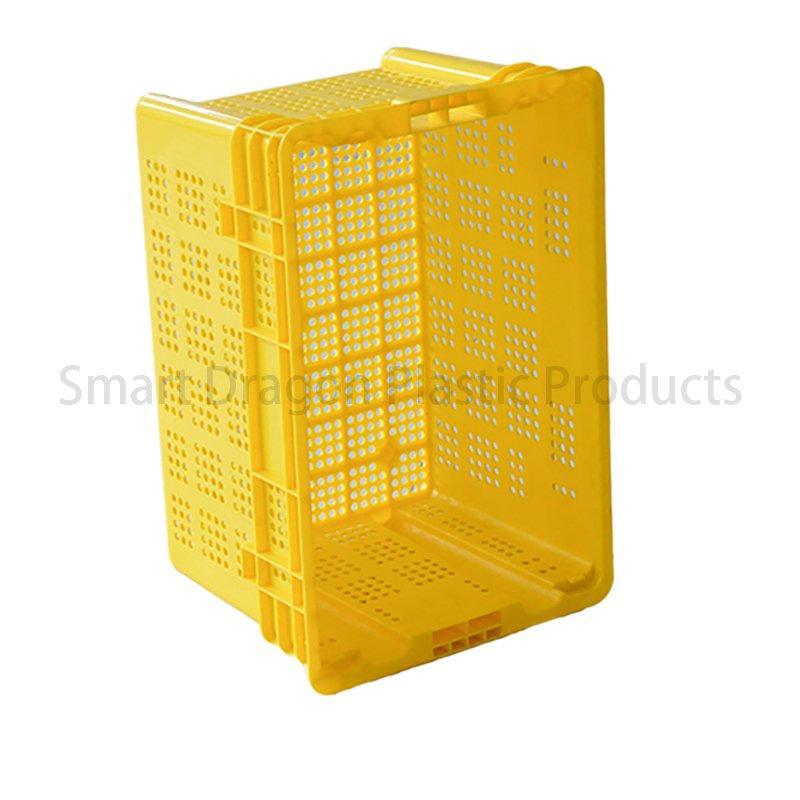Pp Material Mesh Wall Storage Plastic Basket