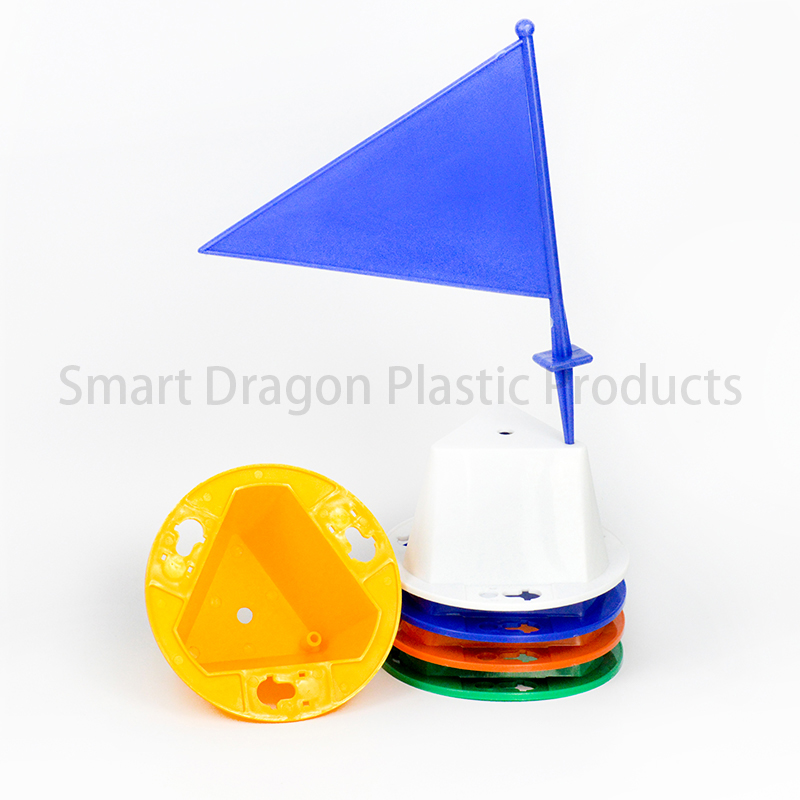 SMART DRAGON-Polypropylene Material Magnetic Car Top 3 Sided | Car Roof Hat Factory