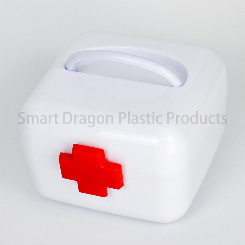 SMART DRAGON Pp Material Survival Medicine Box Design For Pharmacy Plastic First Aid Box image44