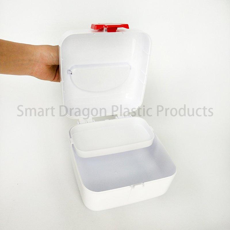 SMART DRAGON-Pp Material Survival Medicine Box Design For Pharmacy-2