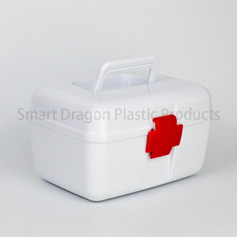 Factory Small Waterproof Plastic Medicine Box