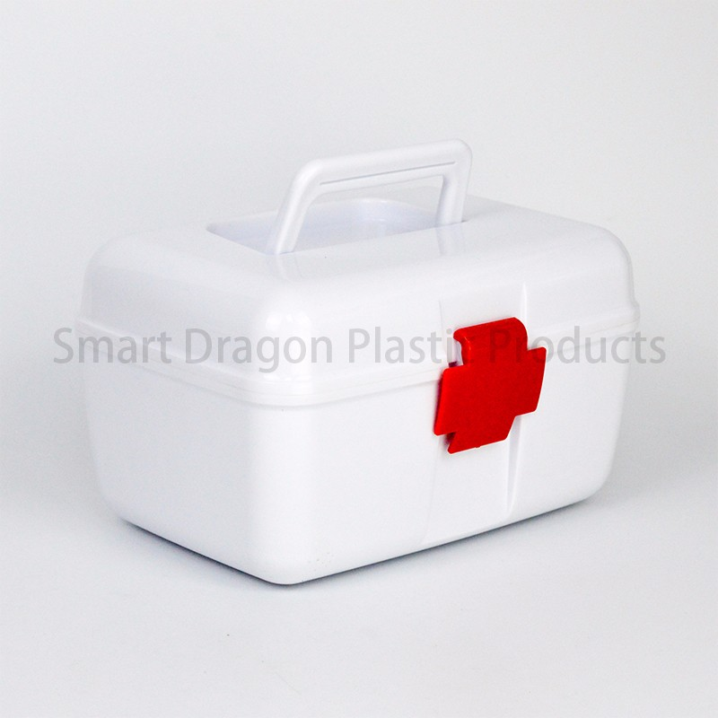 SMART DRAGON-Factory Small Waterproof Plastic Medicine Box | Industrial First