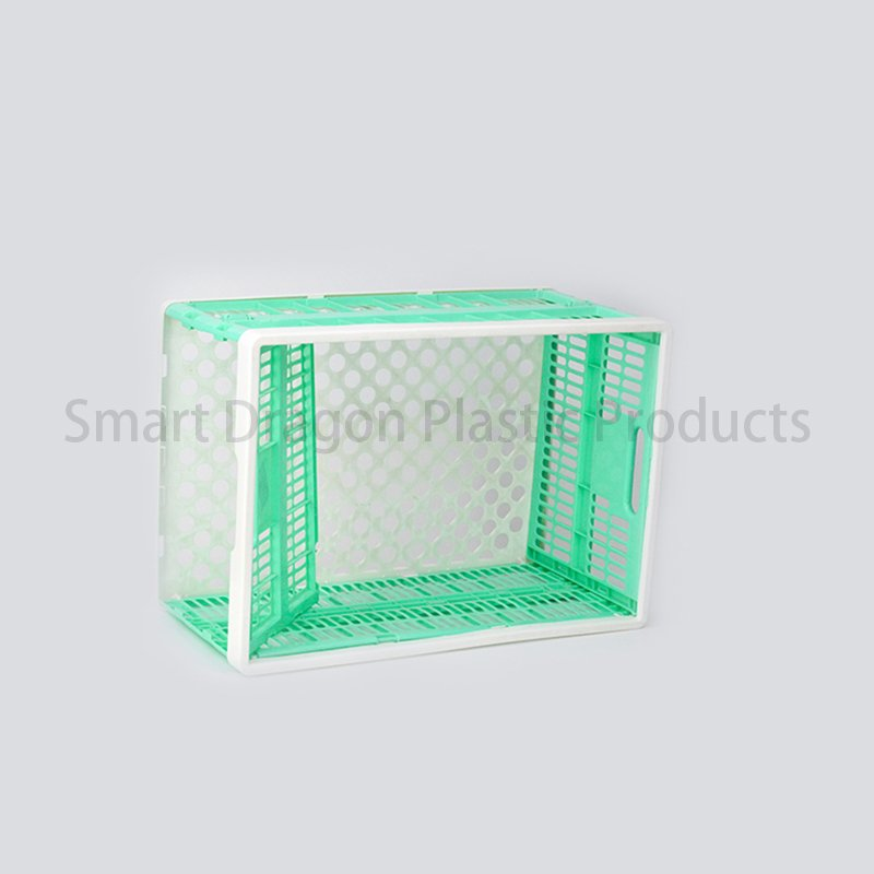SMART DRAGON-Find Plastic Heavy Loading Foldable Box, Crate Box For Moving Storage-2