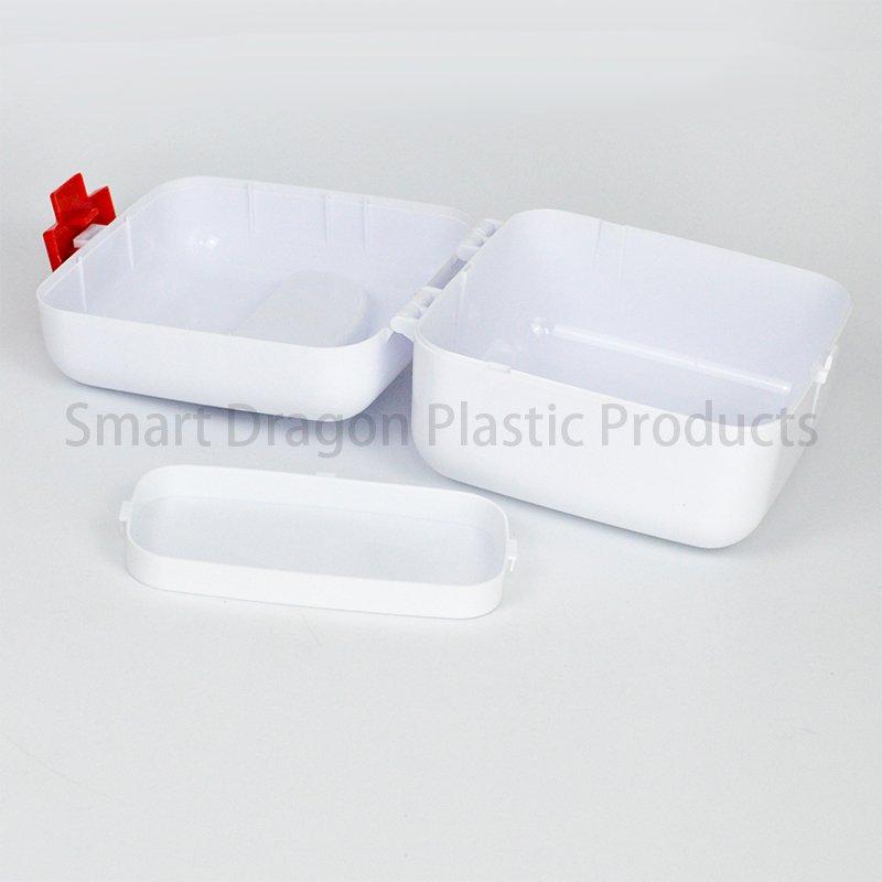 SMART DRAGON Portable Pp Material Plastic Mini Box For Medicine Plastic First Aid Box image39