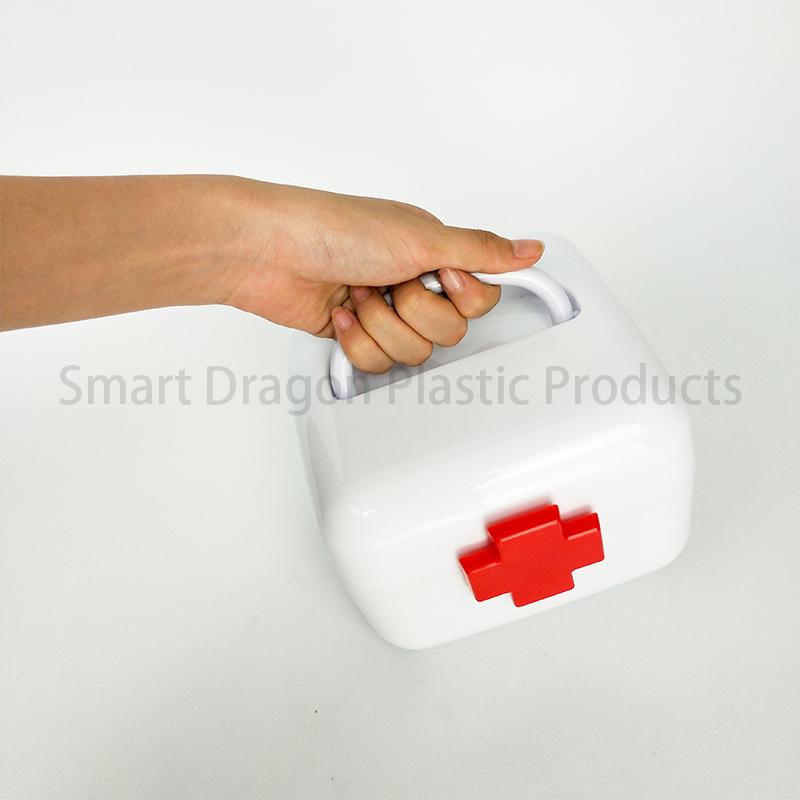 SMART DRAGON-Portable Pp Material Plastic Mini Box For Medicine | Professional service