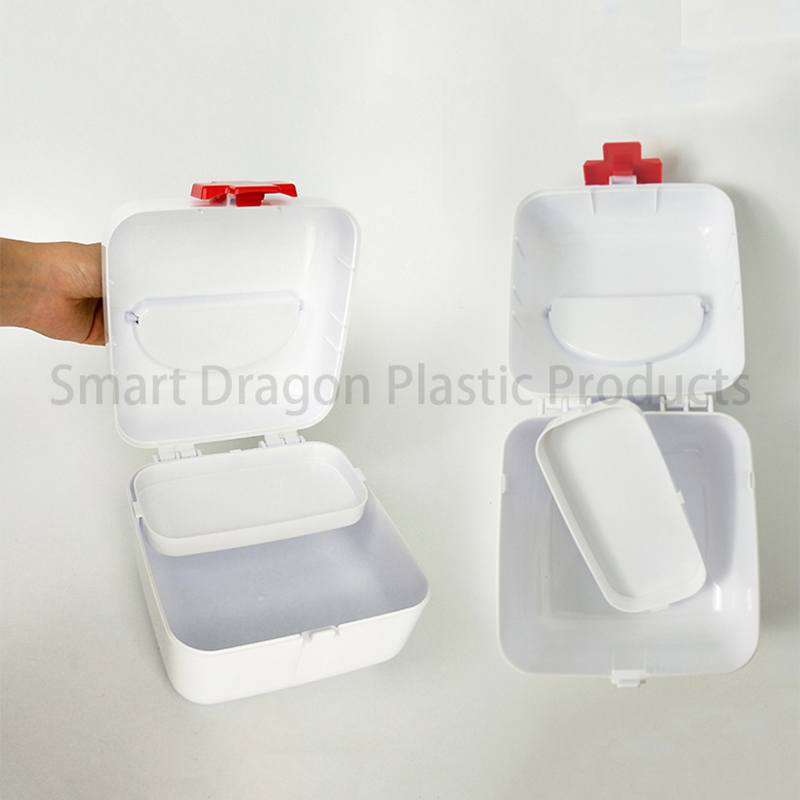 SMART DRAGON-Portable Pp Material Plastic Mini Box For Medicine | Professional service-2