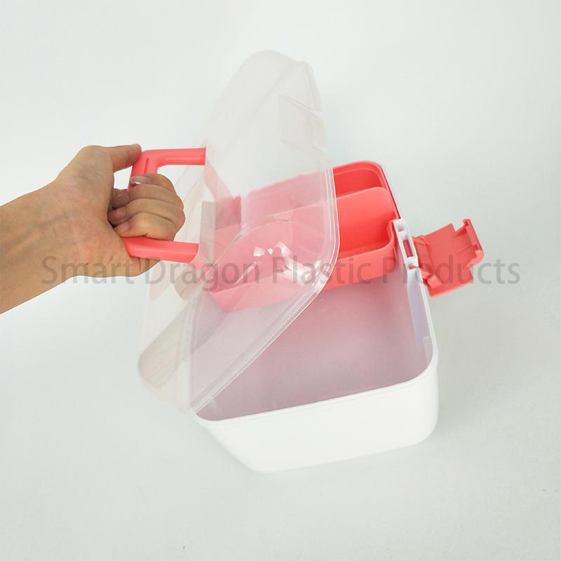 SMART DRAGON pp material plastic medicine storage box cheapest factory price medical devises