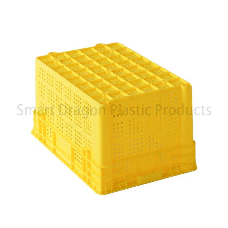Wholesale Factory Plastic Turnover Boxes Storage Basket