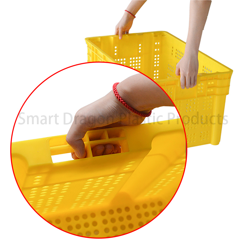 SMART DRAGON-High-quality Wholesale Factory Plastic Turnover Boxes Storage-3